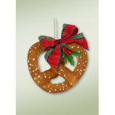 Pretzel Ornament Figurine