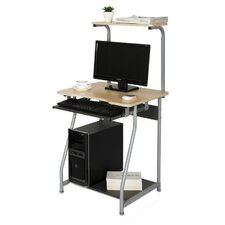 <strong>Furinno</strong> Besi Double Layers Computer Desk