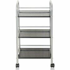 "Xiannan 29.6"" Rolling Cart"