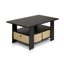 Espresso Living Set Coffee Table