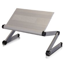 Premium Portable Folding Lapdesk with 360 Adjustable