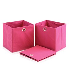 Laci Multipurpose Foldable Soft Storage Bins (Set of 3)