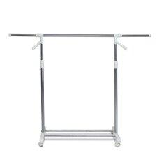 Yijin Heavy Duty Single Level Retractable Rolling Drying Rack