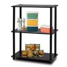 Turn-N-Tube 3 Tier Storage Rack Display Shelf