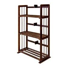 """Pine 34"""" Bookcase"""