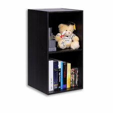 Hidup Tropika Eco Modular Open Cube Tall Storage with Shelf