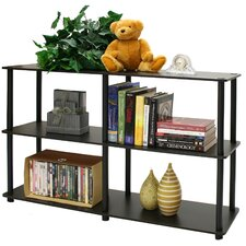 <strong>Furinno</strong> 3 Tier  Multipurpose Storage Display Rack/Shelf