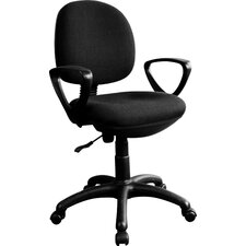 Hidup Mid Back Fabric Office Task Chair