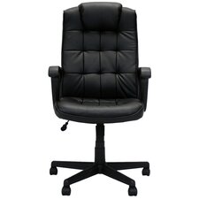 Hidup Boss High Back Leather Executive Office Chair
