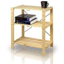 PiNE 3 Tier Shelf
