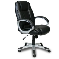 Hidup Boss High Back Leather Ergonomic Executive Chair