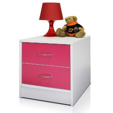 <strong>Furinno</strong> Click-N-Easy 2 Drawer Chest
