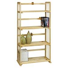 """Pine 46.85"""" Bookcase"""