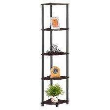 5 Tier Corner Display Shelf