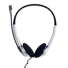<strong>Trademark Global</strong> Kinyo ArtDio Computer Stereo Headset with Microphone