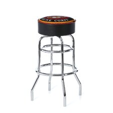 "31"" United States Marine Corps Padded Swivel Bar Stool"