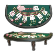 Poker & Casino Blackjack Table