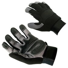 <strong>Trademark Global</strong> Large Spandex Mechanic Glove with Velcro