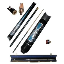Majestic Designer Pool Stick in Blue