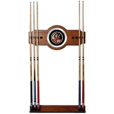 <strong>Trademark Global</strong> Miller High Life Girl in The Moon Vintage Billiard Cue Rack