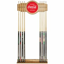 Coke Acrylic Cue Rack - Delicious Refreshing