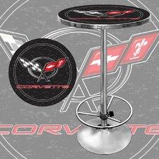 Corvette C5 Adjustable Pub Table