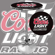 <strong>Trademark Global</strong> Coors Light Racing Pub Table