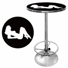 <strong>Trademark Global</strong> Shadow Babes A Series Pub Table