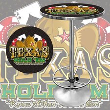 Texas Hold'em Pub Table