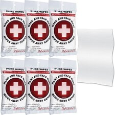 First Aid Disinfecting Wipes