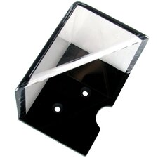 <strong>Trademark Global</strong> 4 Deck Professional Grade Acrylic Discard Holder with Top