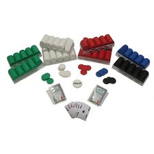 Poker Chips Texas Hold Em Set
