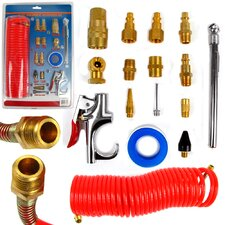 16 Piece Pneumatic Accessory Kit