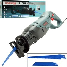 "<strong>Trademark Global</strong> 5.5 Amp 110 V Reciprocating Saw with 4.5"" Capacity"