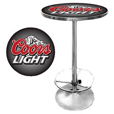<strong>Trademark Global</strong> Coors Light Pub Table