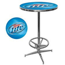 <strong>Trademark Global</strong> Miller Lite Pub Table