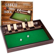 <strong>Trademark Global</strong> Shut The Box Game