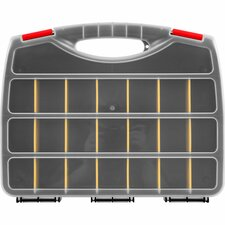 <strong>Trademark Global</strong> Parts Organizer Box with 23 Compartments