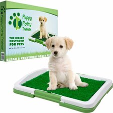<strong>Trademark Global</strong> Paw Puppy Potty Trainer - The Indoor Restroom for Pets