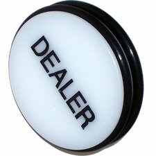 "<strong>Trademark Global</strong> 3"" Dealer Puck"