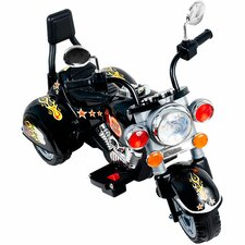 <strong>Trademark Global</strong> Rockin' Rollers Boss Chopper 6V Battery Powered Motorcycle