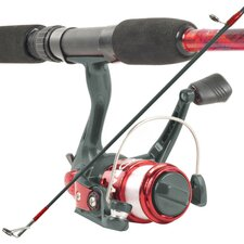 South Bend Worm Gear Fishing Rod and Spinning Reel Combo