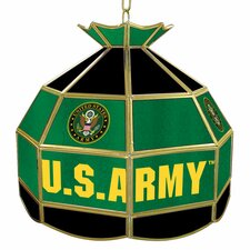 U.S Army Tiffany Pendant