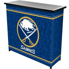 NHL Home Bar