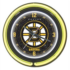 "NHL Carolina Hurricanes 14"" Wall Clock"