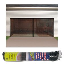 2 Car Garage Screen Enclosure Door