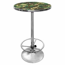 <strong>Trademark Global</strong> Hunt Camo Pub Table