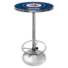 <strong>Trademark Global</strong> NHL Winnipeg Jets Pub Table