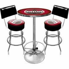 <strong>Trademark Global</strong> Killians Beer Gameroom 3 Piece Pub Table Set