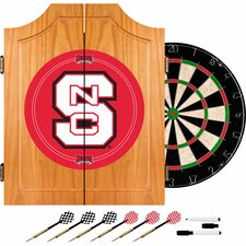 <strong>Trademark Global</strong> NCAA Dart Cabinet